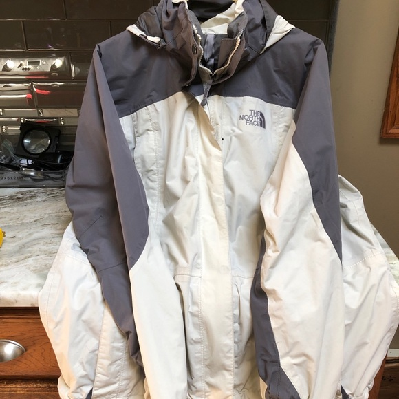 NORTH FACE VINTAGE MOUNTAIN GUIDE JACKET GORTEX L